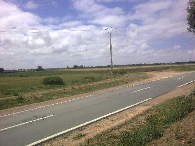 V Terrain 16320m2 Région Sidi Rahhal