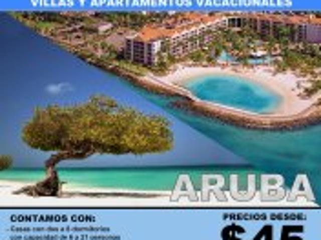 Vacaciones En Aruba Apartamentos Y Casas