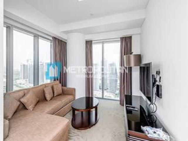 Vacant | Fully Furnished | High Floor | City View