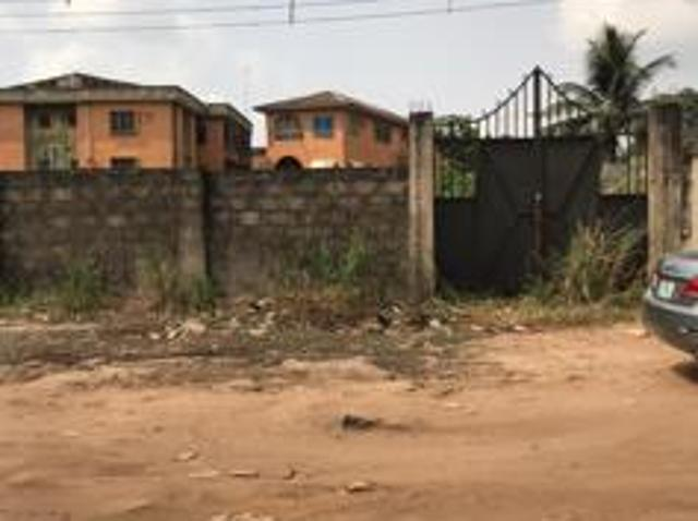 Vacant Land / Plot For Sale In Owerri Municipal For ₦ 25 000 000 With Web Reference 109567111