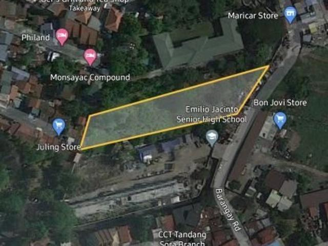 Vacant Lot For Sale Brgy. Pasong Tamo Qc