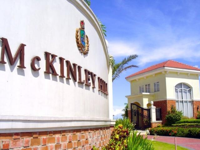 Vacant Lot In Mckinley Hill Village Taguig City