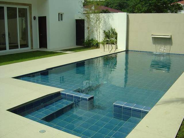 Modern House Swimming Pool Garden Pasig Mitula Homes