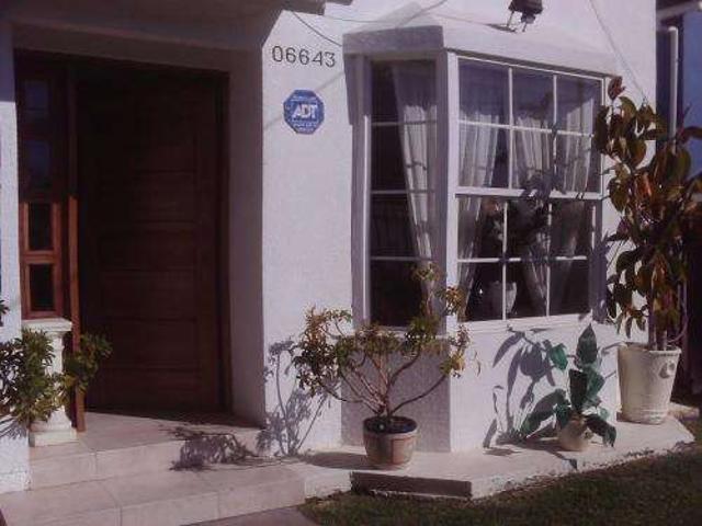 Vende Casa Aislada 2 Pisos Condominio Ciudad Del Este La Florida Moll Tobalaba
