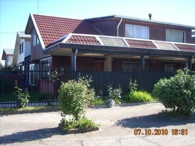 Vende Casa + Dpto, Temuco, Villa Aquelarre