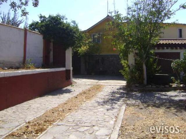 Vendo Amplia Casa De Campo Pleno Valle De Elqui