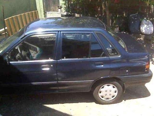 Vendo auto kia pop 4 puertas