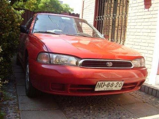 Vendo Auto <strong>Subaru</strong> Legacy 2.0