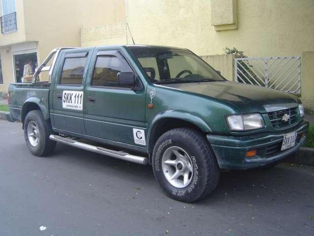 Camioneta Chevrolet Doble Cabina 4x4 Bogota | Mitula Carros
