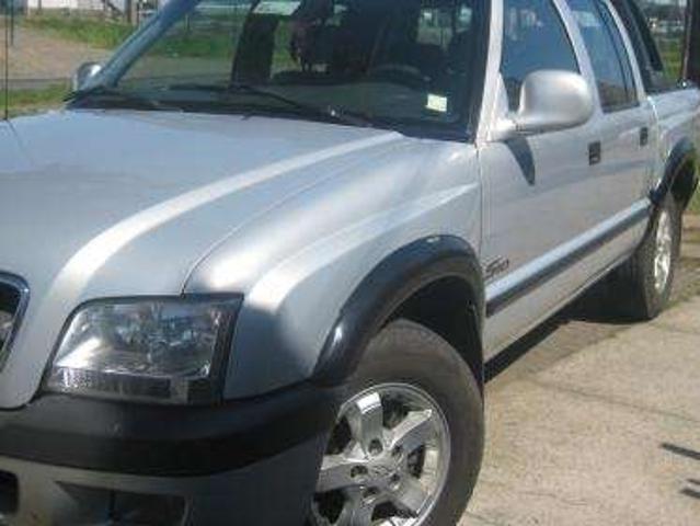 Camioneta Chevrolet S10 2005 Vendo Camioneta Chevrolet S10
