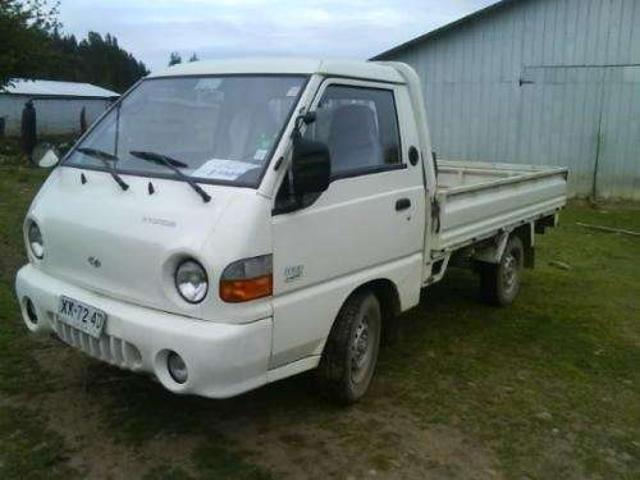 Vendo Camioneta Hyundai H100 Cl 083006818
