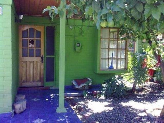 Vendo Casa Amplia Y Solida, Con Piscina Cemento En 47.000.000 Alto Jahuel 2