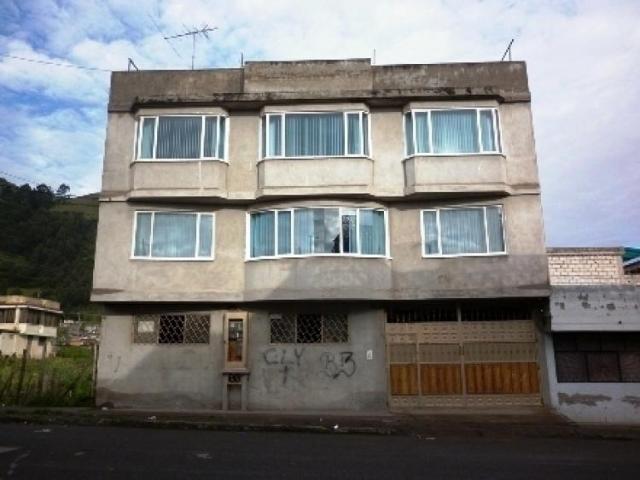 Vendo Casa Casa En Venta En Quito La Merced