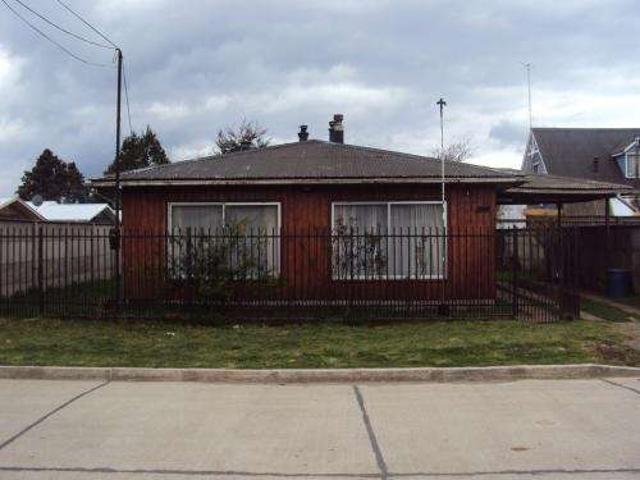 Vendo Casa En Paillaco