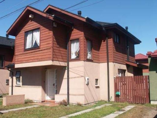 Vendo Casa En San Pedro De La Paz