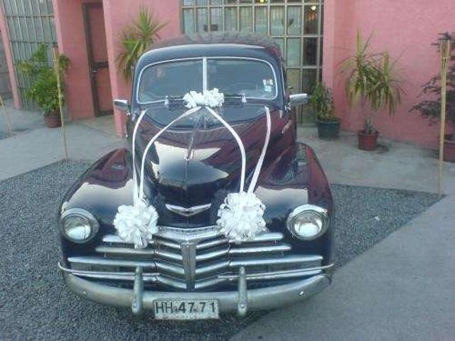 Vendo Chevrolet 1948