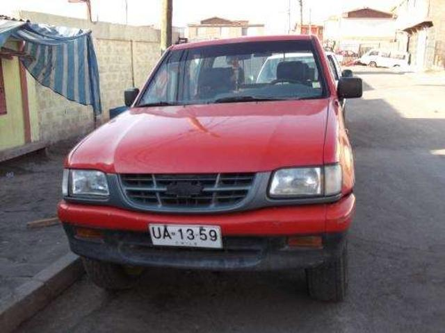 Vendo Chevrolet Luv Año 2000