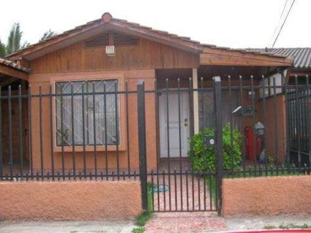 Vendo Excelente Casa Esquina Villa Alto Jahuel 2 Pudahuel Sur