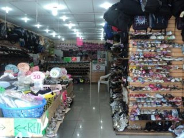 Vendo Fondo Comercio Zapateria Av.baralt Full Inventario