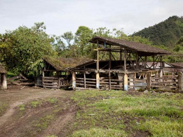 Vendo Hacienda