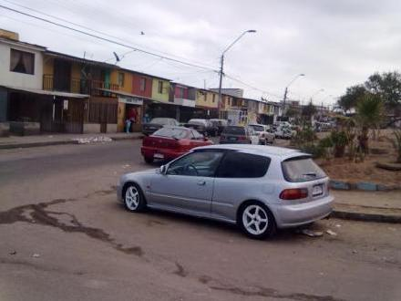Vendo honda civic gota año 94