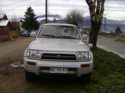 Vendo <strong>Jeep</strong> Toyota <strong>4x4</strong> Diesel
