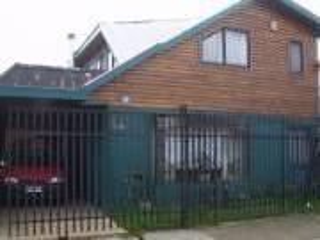 Vendo Linda Casa En Temuco, En Villa Florencia