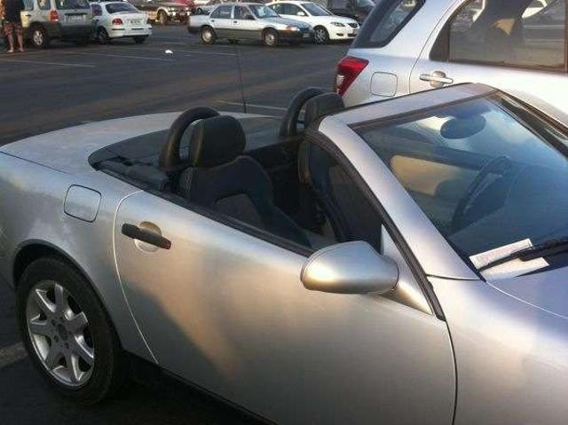 Vendo Mercedes Benz Slk 230 Descapotable