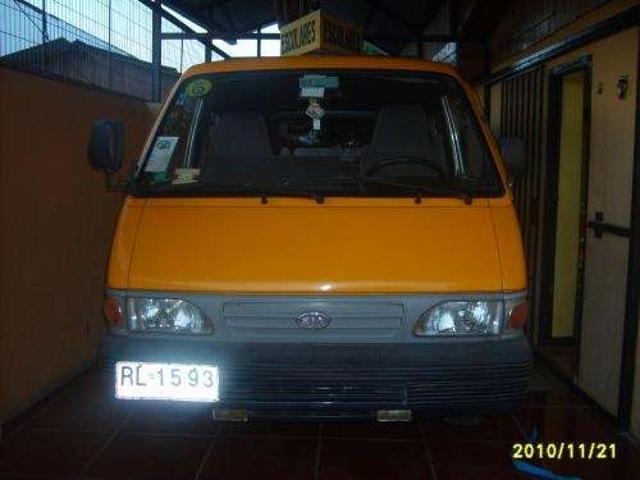 Vendo Minibus Escolar