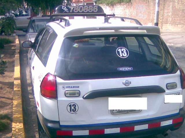 Vendo Nissan Ad 2002, Mecanico, Gas Gasolina
