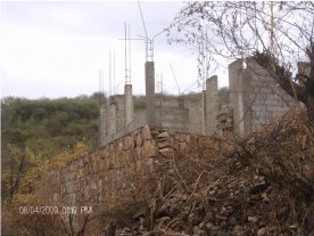 Vendo Terreno Frente A La Playa Ensenada Honda Con Construccion