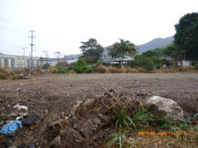 Vendo Terreno Industrial
