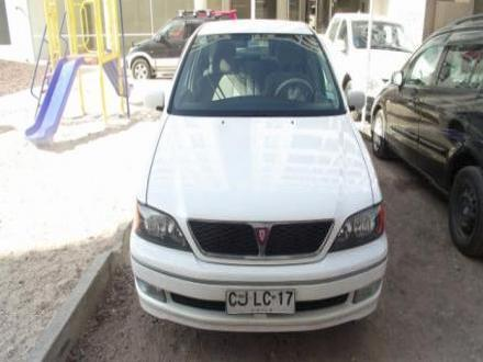 Vendo Toyota Vista Ardeo Año 2000