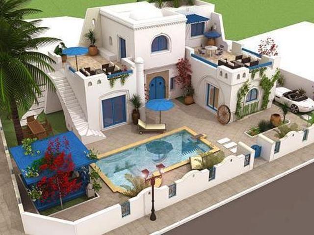 villa gardee djerba mitula immo. Black Bedroom Furniture Sets. Home Design Ideas