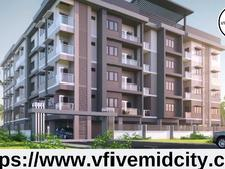 Vfive Midcity Apartments For Sale In Trivandrum