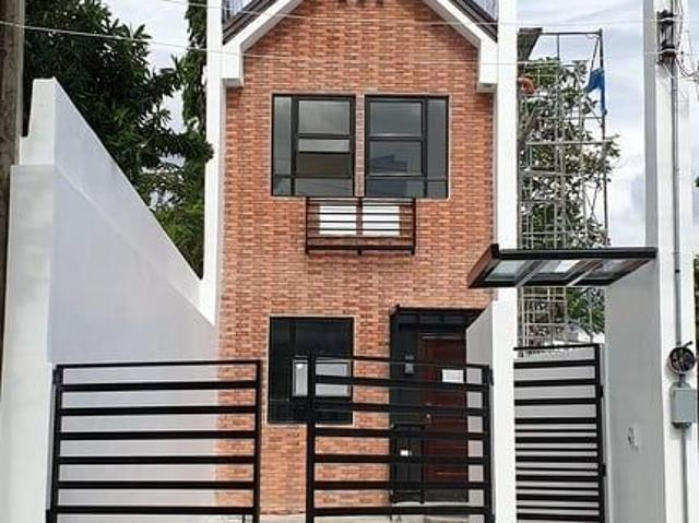 Victorian Inspired House And Lot In Marikina City