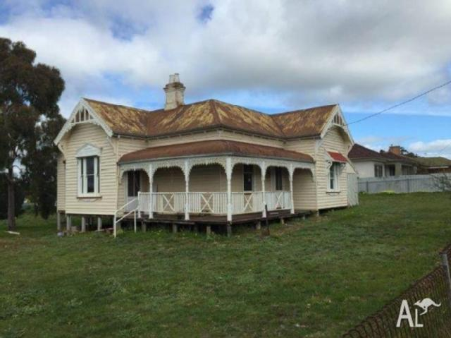 Victorian Weatherboard House For Re Location 4br In Ararat, Victoria For  Sale