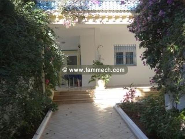 Villa Chams Ref Av581 Hammamet Nord