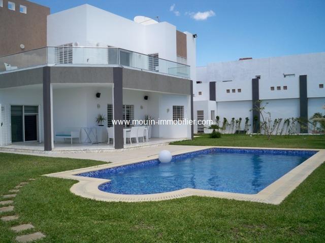 Villa Eglantine Ref Av657 Hammamet Bouficha