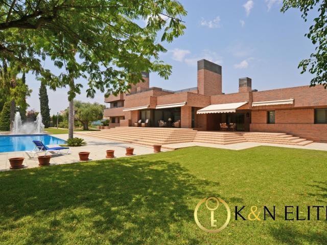 Villa Extraordinaria Para Un Deportista De Elite 1066m² Elche