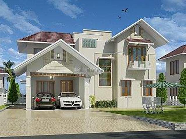Villa For Sale In Ernakulam, Kerala, Ref# 201344604