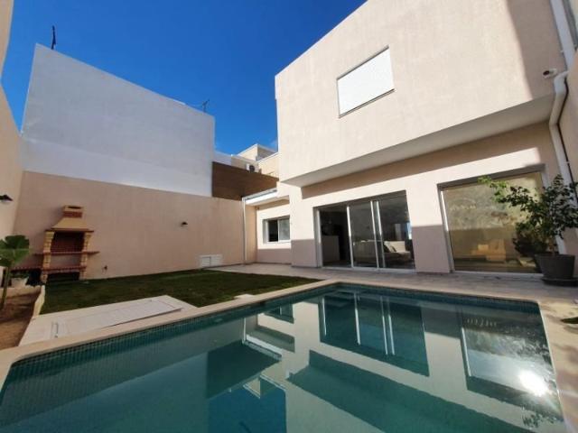 Villa Hermes 2 Réf: Vente Villa À Beni Khiar
