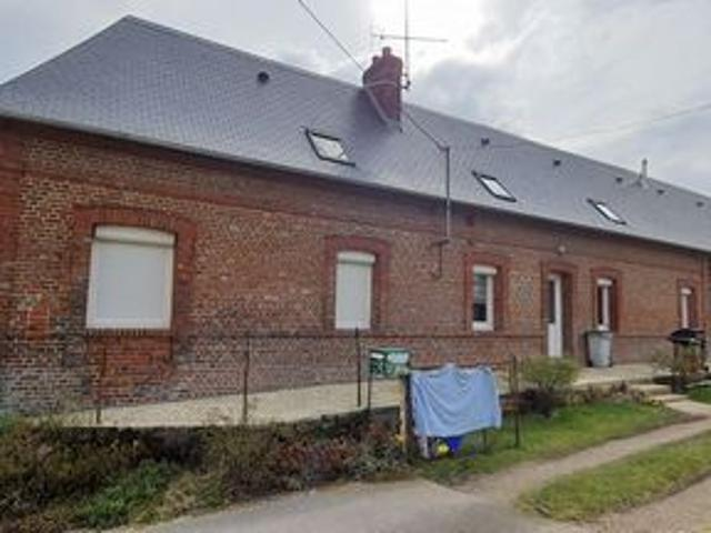 Villa House For Sale In Auvilliers France