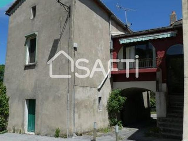 Villa House For Sale In Courry France