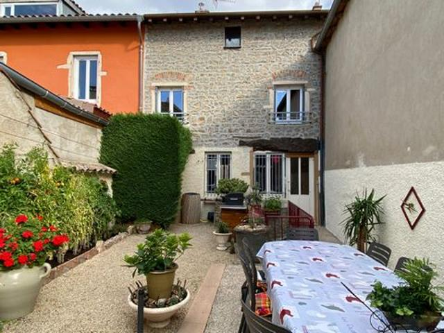 Villa House For Sale In Fleurie France