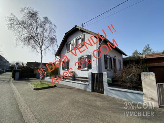 Villa House For Sale In Lingolsheim France