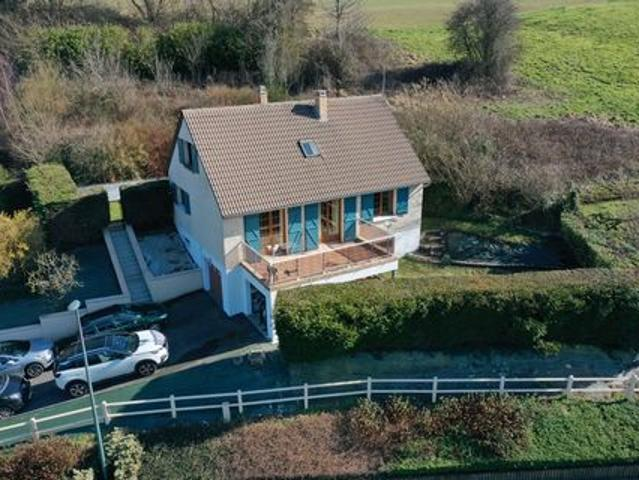Villa House For Sale In Rouxmesnil Bouteilles France