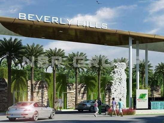 Villa Plots Going Cheap Only For 1800 Sq.ft At Nbr Beverly Hills Near Sarjapur