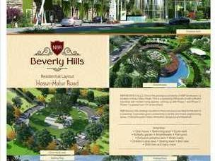 Villa Plots Going Cheap Only For 2400 Sq.ft At Nbr Beverly Hills Near Sarjapur