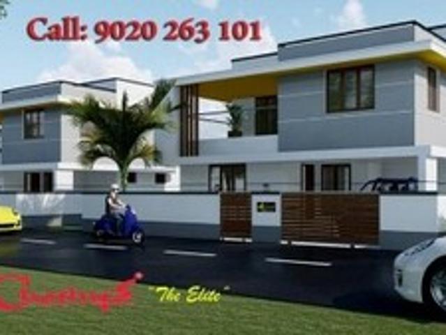 Villas Near Technocity,managalapuram,trivandrum